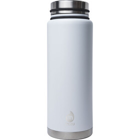 MIZU V12 Isolierte Flasche with V-Lid 1200ml enduro white